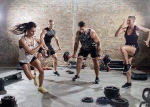 gym HIIT